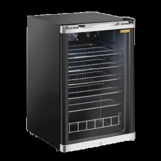 Επαγγελματικό ψυγείο βιτρίνα επιτραπέζιο συντήρηση CH-RCF130 54X54,8X81,5  εκ ENERGY CLASS C