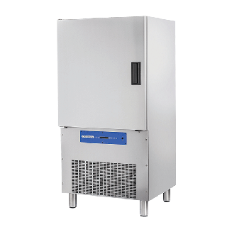 Ανοξείδωτο επαγγελματικό BLAST CHILLER  CH-RF10 79X77X163 εκ
