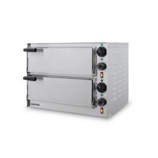 Επαγγελματικός Φούρνος Πίτσας Ηλεκτρικός Resto Italia RST-SMALL-E2 55x43x44 εκ