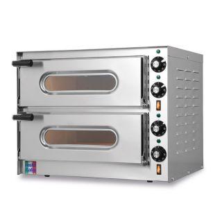 Επαγγελματικός Φούρνος Πίτσας Ηλεκτρικός Resto Italia RST-SMALL-G2 55x43x44 εκ