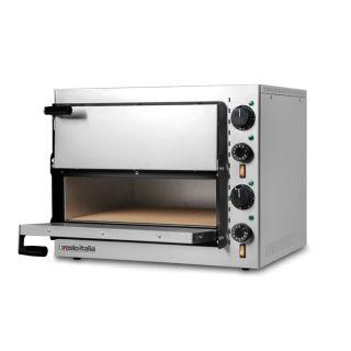 Επαγγελματικός Φούρνος Πίτσας Ηλεκτρικός Resto Italia RST-SMALL-B2 55x43x44 εκ