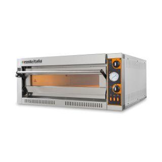 Επαγγελματικός Φούρνος Πίτσας Ηλεκτρικός Resto Italia RST-TECPRO4 96x98x40 εκ