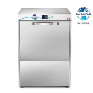 Αντιβακτηριακό Πλυντήριο ποτηριών-πιάτων AF-SECURA A060/TWIN 60x63x84