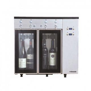 Ψυγείο βιτρίνα διανεμητής  κρασιών 65x32,5x61εκ AF-SOMMELIER4