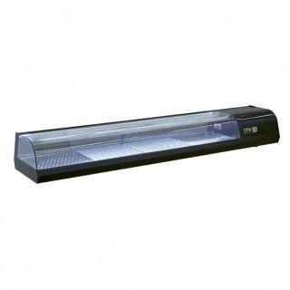 Βιτρίνα επιτραπέζια  Sushi  case 180 1797x387x240 εκ AF-SUSHICASE180