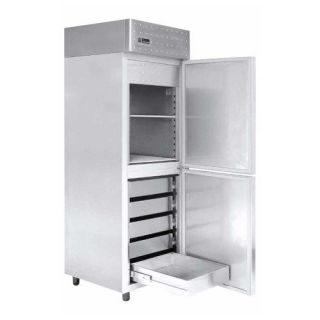 Ψυγείο αποθήκη συντήρησης ψαριών 70Χ78Χ206 εκ NK-THPS070M2