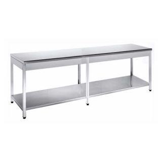 Επαγγελματικό Τραπέζι - πάγκος εργασίας 185X70X88 εκ NK-TR70185
