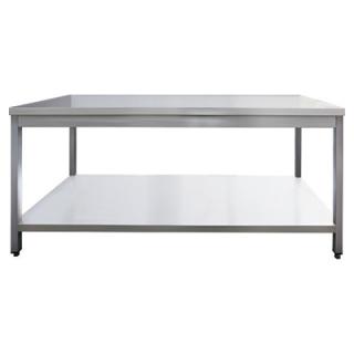 Τραπέζι - πάγκος εργασίας 160X70X85 εκ  V-601670