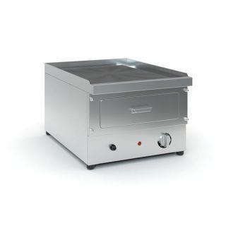 Επαγγελματικό πλατό ηλεκτρικό μονό νερού μονό TZ-TX3.5  39X52X30 εκ