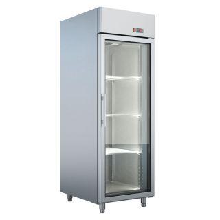 Ψυγείο θάλαμος συντήρηση με 1 γυάλινη πόρτα 70X82X207 εκ BM-UB70