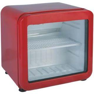 Ψυγείο βιτρίνα συντήρηση επιτραπέζιο 50x45x50 εκ VNT-VE60RED