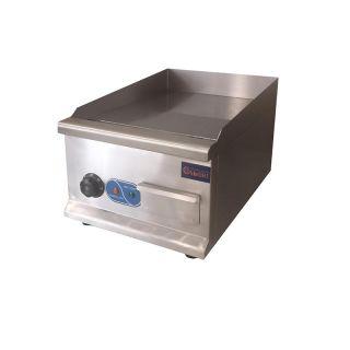 Πλατώ Ηλεκτρικό επιτραπέζιο ανοξείδωτο μονό 35x52x27,5 εκ Galore VNT-VEG350