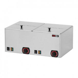 Θερμαντικό διπλό ατμού hot dog RedFox AF-WE 11 600x330x220