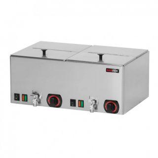 Θερμαντικό διπλό ατμού hot dog RedFox AF-WEV 11 530x330x220