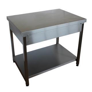 Επαγγελματικός πάγκος-τραπέζι εργασίας SER-WT180 180X70X86 εκ