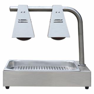 Θερμαντικό Τροφίμων Inox HOTCON V-522360 για 1GN 1/1 60X33.5X57.8cm