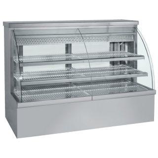 Ψυγείο βίτρινα Inox Σειρά FROST 148χ90χ130 εκ BM-Z148