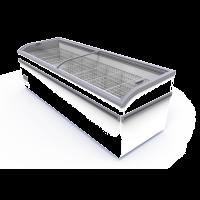 Βούτα κατάψυξης με συρόμενα κουρμπαριστά τζάμια AEGEAN 25 250 x 85 x 83,8 εκ CRL-AEGEAN25