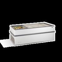 Βούτα κατάξυψης με συρόμενα τζάμια CRYSTALLITE 20 200,4 x 91,4 x 84 εκ CRL-CRYSTALLITE-20